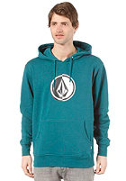 VOLCOM Circle Stone Hooded Sweat strobe green