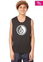 VOLCOM Circle Stone S/S T-Shirt black