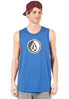 VOLCOM Circle Stone Tank Top marina blue