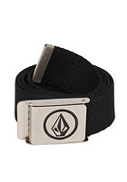 VOLCOM Circle Stone Web Belt black