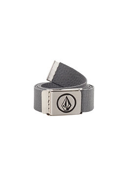 VOLCOM Circle Stone Web Belt dark grey