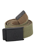 VOLCOM Circle Stone Web Belt expedition green