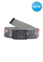 VOLCOM Circle Web Belt graphite