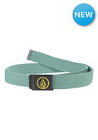 VOLCOM Circle Web Belt lichen green