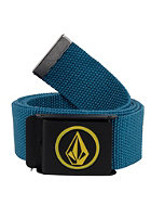 VOLCOM Circle Web Belt tidal blue