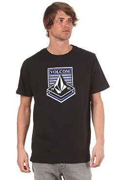 VOLCOM Clean S/S T-Shirt black