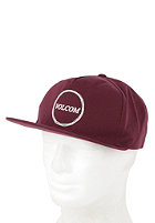 VOLCOM Cooter Cheese Cap cabernet