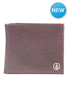 VOLCOM Corps Wallet S burnt sienna