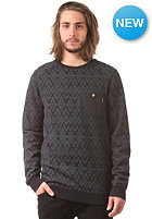 VOLCOM Cross Crew Fleece Sweat black