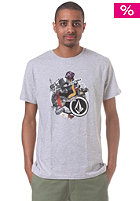 VOLCOM Dadahue S/S T-Shirt heather grey