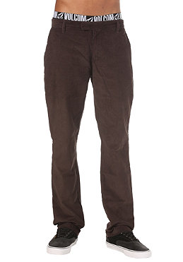 VOLCOM Daper Stone Suit Pant 2013 drip brown   