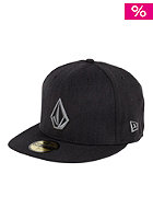 VOLCOM Denim New Era Hat black denim