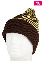 VOLCOM Digitized Beanie brown