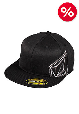 VOLCOM Dislocate 210 Flex Fit Cap black/white