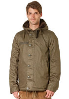 VOLCOM Dockage Jacket military green