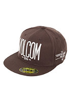 VOLCOM DWP 210 Fitted Cap brown