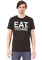 VOLCOM Eat Vegans S/S T-Shirt black