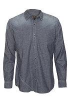 VOLCOM Elvis L/S Shirt used blue