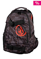 VOLCOM Equilibrium Backpack 2013 black combo