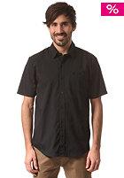VOLCOM Everett Solid S/S Shirt black