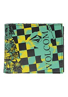 VOLCOM Extreme Wallet S yellow
