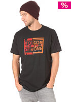 VOLCOM Feisty S/S T-Shirt black