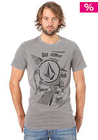 VOLCOM Fender Collab Vent S/S T-Shirt grey