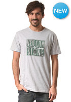 VOLCOM Flag Basic S/S T-Shirt heather grey