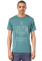 VOLCOM Fontivarious Novelty S/S T-Shirt strobe green
