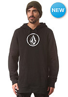 VOLCOM Football Hooded Fleece Sweat black