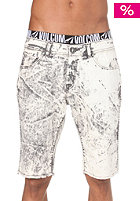VOLCOM Frayer Cut Off Jeans Pant marble wash