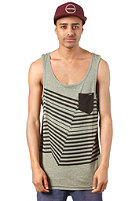 VOLCOM Frequency Tank Top expedition green