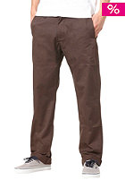 VOLCOM Frickin Modern Chino Pant drip brown