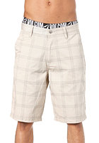 VOLCOM Frickin Plaid ChIno Short stone