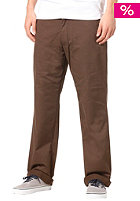VOLCOM Frickin Relaxed Chino Pant coffee