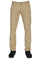 VOLCOM Frickin Tight Chino Pant drill khaki