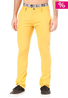 VOLCOM Frickin Tight Solid Chino Pant curry