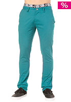 VOLCOM Frickin Tight Solid Chino Pant strobe green