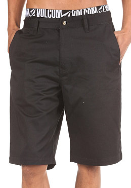 VOLCOM Frickin Too Shorts black