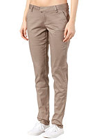 VOLCOM Frochickie Matchstick ChIno Pant mushroom