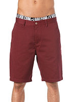 VOLCOM Frozen Art Solid Short cabernet