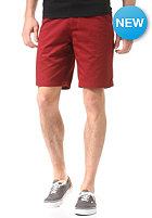VOLCOM Frozen Regular Chino Short crimson