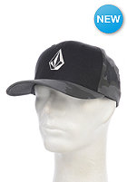 VOLCOM Full Stone Fabric Cap black grey