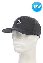 VOLCOM Full Stone Flexfit Cap charcoal heather