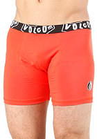 VOLCOM Full Stone Knit Boxer pistol punch red