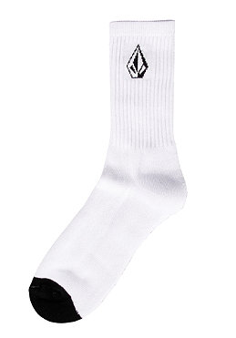 VOLCOM Full Stone Socks 2012 white