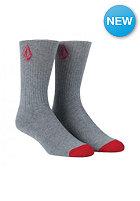VOLCOM Full Stone Socks heather grey