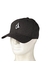 VOLCOM Full Stone Xfit Flexfit Cap charcoal heather