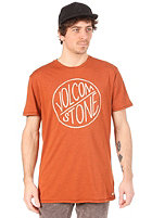 VOLCOM Fuse LT S/S T-Shirt copper