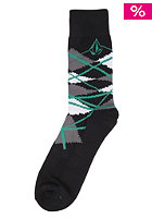 VOLCOM Gnargyle Sock tinted black